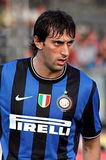 Diego Milito Argentine footballer