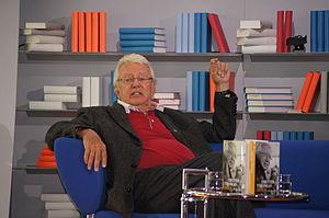 Dieter Thomas Heck - Dieter Thomas Heck talking to  Marie Sagenschneider, 2011