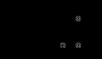 Difenacoum - Image: Difenacoum structure