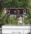 Digital result signboard in stadium.jpg