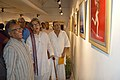Dignitaries - Biswatosh Sengupta Solo Exhibition - Kolkata 2015-07-28 3340.JPG
