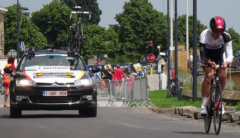 Diksmuide - Ronde van België, etappe 3, individuele tijdrit, 30 mei 2014 (B007).JPG