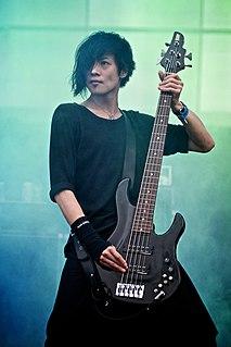 Toshiya (musician) Japanese musician