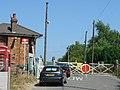 Disused Level Crossing, Warnham Station, West Sussex. - geograph.org.uk - 28329.jpg