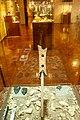 Divje Babe flute in the National Museum of Slovenia.jpg