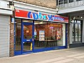 Dixy Chicken, The Rows, Harlow, April 2021.jpg