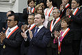 Dmitry Medvedev in Peru 24-25 November 2008-11.jpg