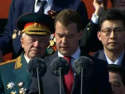 Tập tin:Dmitry Medvedev speech 65th Victory Day Parade 2010.ogv