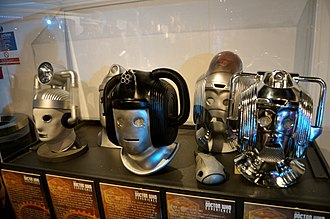 The Tenth Planet - Image: Doctor Who Experience (30943620425)