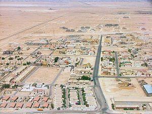 Doha suburbians