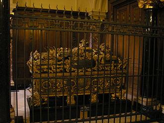 Dorothea of Schleswig-Holstein-Sonderburg-Glücksburg - Her tomb
