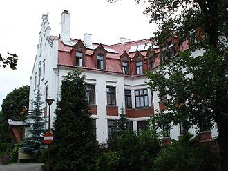 Zielonka - Senior citizen house in Zielonka