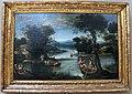 Domenichino, paesaggio con fiume e barche.jpg