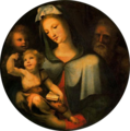 Domenico Beccafumi - The Holy Family with Young Saint John - WGA1549.png