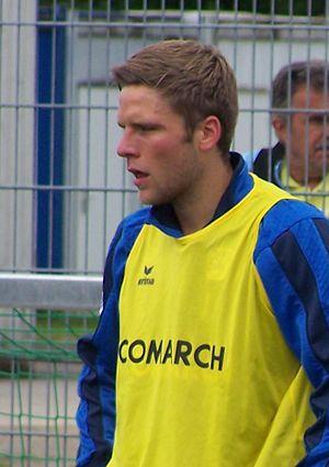 Dominik Stahl - Stahl training with 1860 Munich