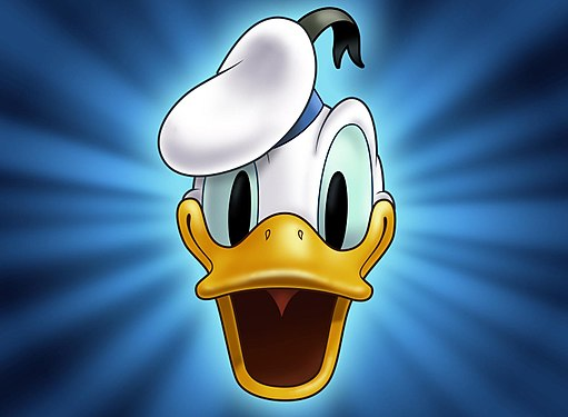 Donald Duck - The Spirit of '43 (cropped version)