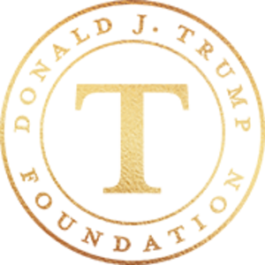 Donald J. Trump Foundation - Image: Donald J. Trump Foundation logo