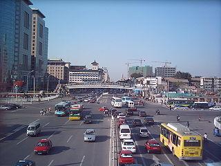 Dongdan, Beijing