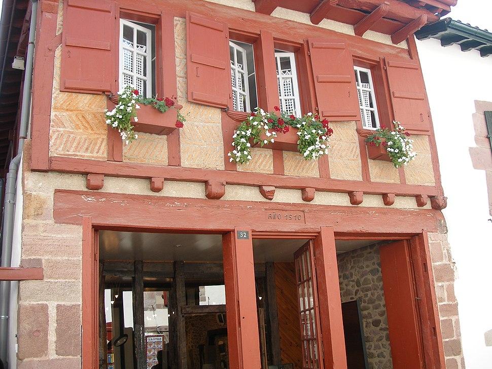 Donibane Garazi 1510
