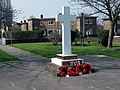 Donnington War Memorial - geograph.org.uk - 1210977.jpg