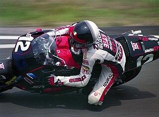 Doug Polen American motorcycle racer