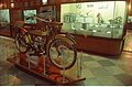 Douglas - 1925 - 2 cyl - 348 cc - UP-1008 AD - Transport Gallery - BITM - Calcutta 2000 290.JPG