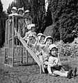 Doverhay Nursery- Life at An American-funded Nursery, Porlock, Devon, 1942 D9221.jpg