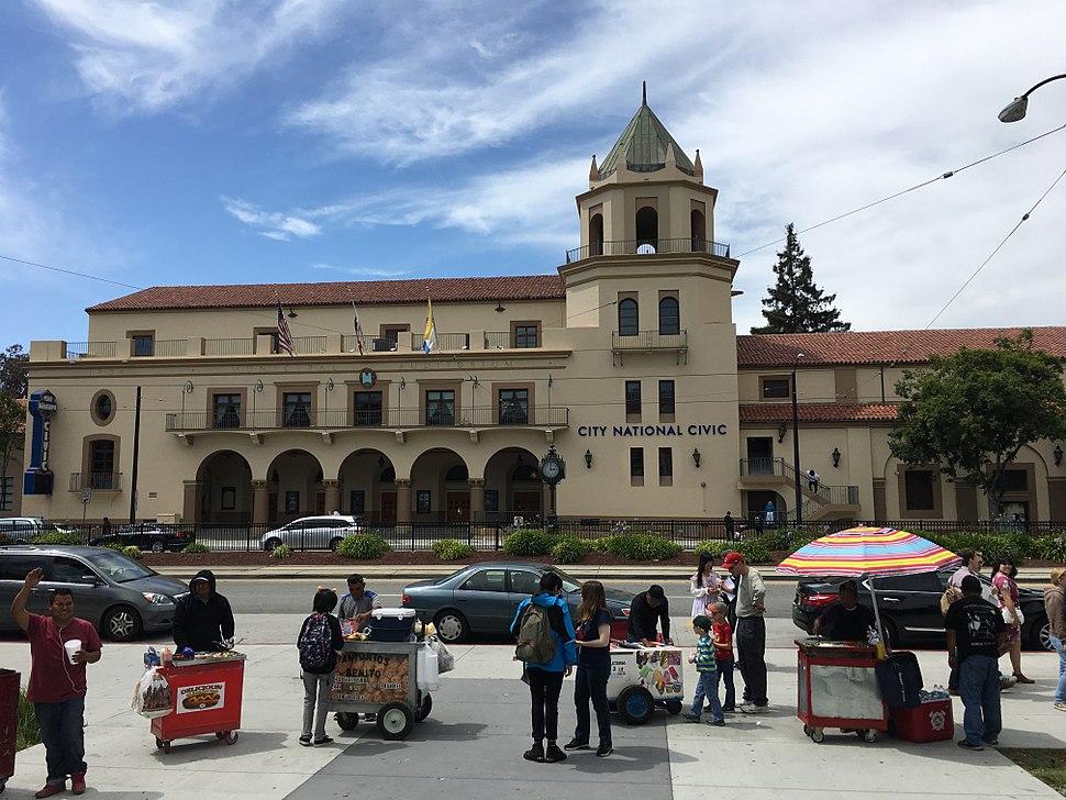 Downtown San Jose, California 3 2017-06-12