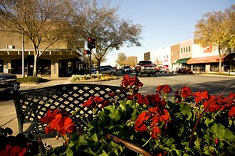 Stillwater, Oklahoma - Downtown Stillwater