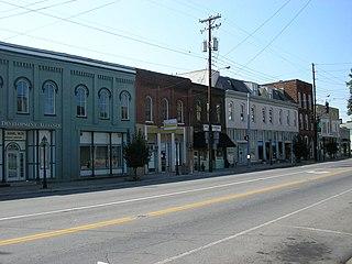Irvine, Kentucky City in Kentucky, United States