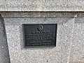 Dr. Geo V. Flaig Historical Marker, Liberty National Bank Building, Covington, KY (49662095392).jpg