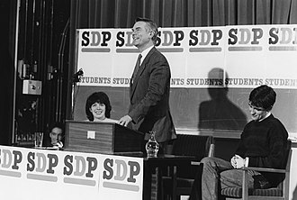 David Owen - Owen speaking in 1981