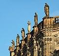 Dresden Hofkirche statues saints 04.JPG