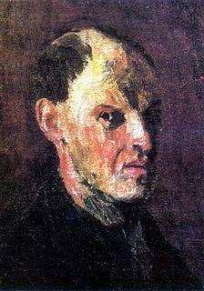 Aleksandr Drevin Latvian artist (1889-1938)