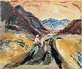 Drevin. Charysh River. 1930.jpg