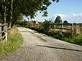 Driveway to Bowforth - geograph.org.uk - 243500.jpg