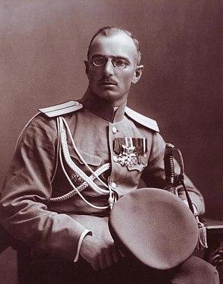 Mikhail Drozdovsky Russian general