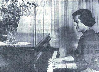 Dubravka Tomšič Srebotnjak Slovene pianist