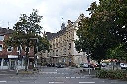 Duisburg, Meiderich, Hauptpostamt, 2014-08 CN-06