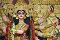 Durga - Ekdalia Evergreen - Ekdalia Road - Kolkata 2015-10-21 6162.JPG