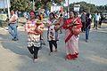 Durga Idol Immersion Procession - Baja Kadamtala Ghat - Kolkata 2012-10-24 1511.JPG