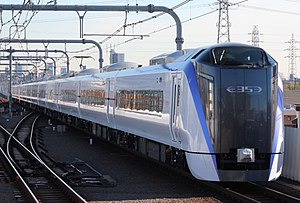 JR东日本E353系电力动车组