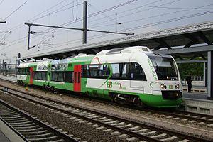 Erfurter Bahn - Image: EB Itino Erfurt