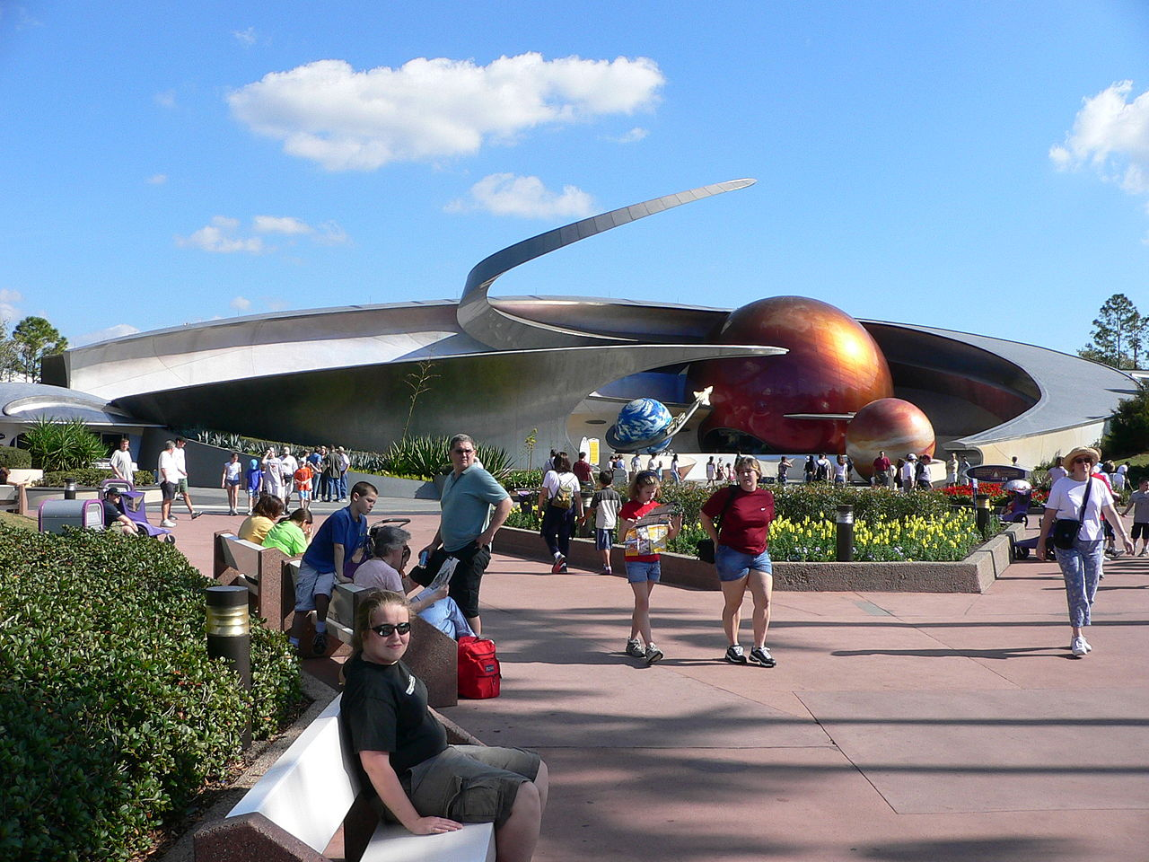 mission space ride at epcot - photo #27