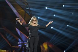 Canto El Tema Black Velvet Bonnie Tyler 17