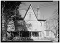 EXTERIOR, EAST SIDE - Korner's Folly, 271 South Main Street, Kernersville, Forsyth County, NC HABS NC,34-KERN,1-3.tif