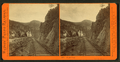Eagle Gap, Truckee River, by Watkins, Carleton E., 1829-1916.png