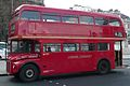 East London Routemaster RM2050 (ALM 50B) heritage route 15 Trafalgar Square 10 April 2008.jpg