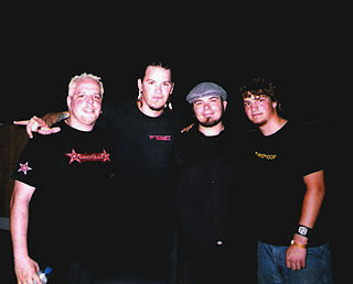 East West (band) US Christian rock band