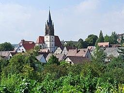 Eberdingen mit Martinskirche
